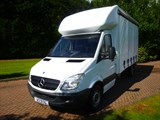 Car of the week - Mercedes Sprinter 313 CDI LWB CURTAIN SIDE - Only £13,495 + VAT