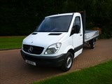 Car of the week - Mercedes Sprinter 14FT ALUMINIUM DROPSIDE 313 CDI 130BHP - Only £11,999