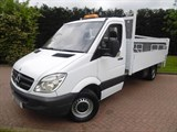 Car of the week - Mercedes Sprinter 313 2.1 CDI LWB DROPSIDE WITH TAIL/LIFT - Only £10,499 + VAT