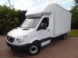Car of the week - Mercedes Sprinter 313 CDI LWB 13ft 6 LUTON  - Only £9,999 + VAT