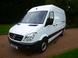 Car of the week - Mercedes Sprinter 313 CDI MWB H/R  - Only £9,500 + VAT