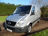 Car of the week - Mercedes Sprinter MWB MEDIUM ROOF 2.2 TDCI WITH AIR CONDITIONING - Only £11,999 + VAT