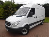 Car of the week - Mercedes Sprinter 313 2.1 CDI MWB PANEL VAN - Only £8,999 + VAT