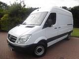 Car of the week - Mercedes Sprinter 313 2.1 CDI MWB - Only £9,999 + VAT