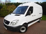 Car of the week - Mercedes Sprinter 313 2.1 CDI MWB PANEL VAN  - Only £6,499 + VAT
