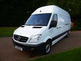 Car of the week - Mercedes Sprinter 313 CDI LWB EXTRA HIGH  - Only £8,999 + VAT