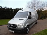 Car of the week - Mercedes Sprinter LWB 313 CDI 130 BHP BLUE-TOOTH PHONE SYSTEM - Only £14,999 + VAT