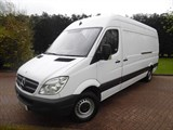 Car of the week - Mercedes Sprinter 313 2.1 CDI LWB 130 PS EURO 5 - Only £10,999 + VAT