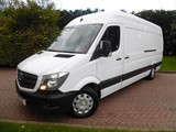 Car of the week - Mercedes Sprinter 313 2.1 CDI LWB WITH ELEC/PACK - Only £16,999 + VAT