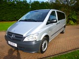 Car of the week - Mercedes Vito AUTO-MATIC 113 CDI TRAVELINER - Only £17,499 + VAT