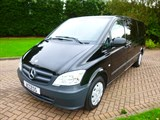 Car of the week - Mercedes Vito 9 SEAT AUTO-MATIC MINI BUS 113 CDI 136BHP - Only £17,995 + VAT