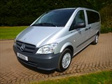 Car of the week - Mercedes Vito 113 CDI TRAVELINER 9 SEATER  - Only £16,999