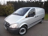 Car of the week - Mercedes Vito 110 2.1 CDI WITH AIR CON - Only £9,499 + VAT