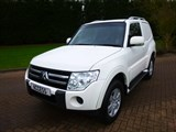 Car of the week - Mitsubishi Shogun 4WORK DI-DC SWB  - Only £8,999 + VAT