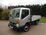 Car of the week - Nissan Cabstar 34.12 C/C DROPSIDE - Only £13,499 + VAT