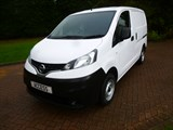 Car of the week - Nissan NV200 SE DCI - Only £6,199 + VAT