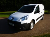 Car of the week - Peugeot Partner 1.6 HDI S L1 850 - Only £4,499