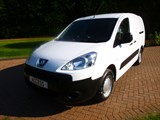 Car of the week - Peugeot Partner 1.6 S HDI 5 SEAT CREW - Only £4,999 + VAT