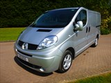 Car of the week - Renault Trafic SL27 SPORT DCI S/R AIR CON - Only £9,999