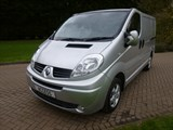 Car of the week - Renault Trafic SL27 SPORT DCI 115 FACTORY SAT NAV AND AIR CONDITIONING - Only £8,499 + VAT