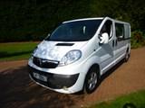 Car of the week - Vauxhall Vivaro 2.0 CDTI SPORTIVE 6 SEAT CREW - Only £10,999 + VAT