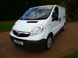Car of the week - Vauxhall Vivaro 2.0 CDTI 115 PS SWB - Only £6,499 + VAT