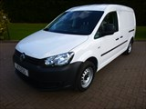 Car of the week - VW Caddy MAXI C20 TDI - Only £8,999