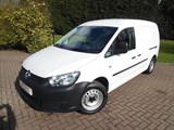 Car of the week - VW Caddy MAXI C20 1.6 TDI 102PS - Only £6,499 + VAT