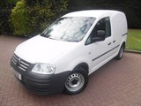 Car of the week - VW Caddy C20 2.0 SDI PANEL VAN - Only £3,699 + VAT
