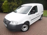 Car of the week - VW Caddy C20 1.9 TDI SWB PANEL VAN - Only £4,250 + VAT