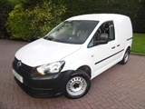 Car of the week - VW Caddy C20 1.6 TDI DSG AUTOMATIC WITH AIR CON - Only £5,499 + VAT
