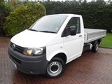 Car of the week - VW Transporter T30 2.0 TDI LWB DROPSIDE WITH ELEC/PACK - Only £11,999 + VAT