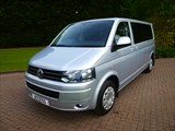 Car of the week - VW Transporter T30 TDI SHUTTLE SE - Only £16,999