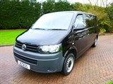 Car of the week - VW Transporter T30 TDI LWB 140PS WITH A/C AND E/PACK 6 SPEED - Only £13,499 + VAT