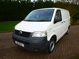 Car of the week - VW Transporter T28 1.9 TDI 102PS SWB - Only £7,250 + VAT