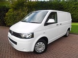 Car of the week - VW Transporter T28 2.0 TDI SWB PANEL VAN  - Only £9,999 + VAT