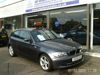 Used BMW 118d EDITION ES For Sale Nr Northampton & Milton Keynes