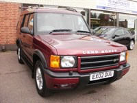 Used Land Rover Discovery TD5 GS 7 Seater for sale in Northampton