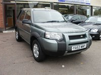 Used Land Rover Freelander S STATION WAGON for sale in Northampton