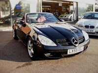 Used Mercedes SLK SLK350