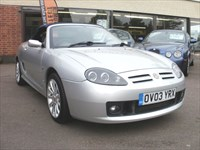 Used MG TF SPRINT 160 with a Comprehensive documented service History