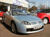 Used MG TF 135