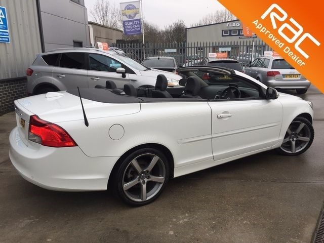 used white volvo c70 for sale essex. Black Bedroom Furniture Sets. Home Design Ideas