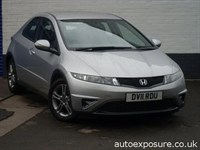 Used Honda Civic 1.4 i-VTEC SE