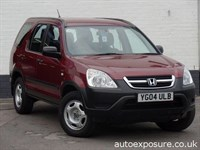 Used Honda CR-V i-VTEC SE
