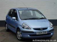 Used Honda Jazz 1.4i-DSi SE CVT-7 Auto