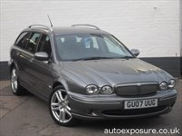 Used Jaguar X-Type 2.2d Sport [Euro 4]