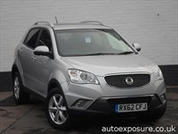 Used Ssangyong Korando EX Tip Auto 4WD