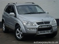 Used Ssangyong Kyron SPR Tip Auto