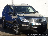 Used Ssangyong Rexton TD EX 5dr